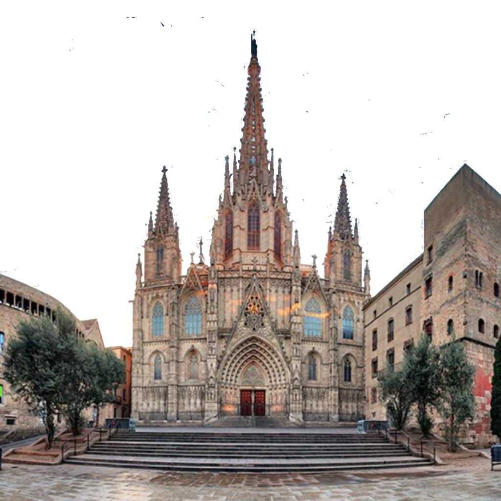 Cada dia pots seguir la Missa en directe de diumenge a divendres des de la catedral de Barcelona i els dissabtes des de la basílica de la Mare de Déu de la Mercè.