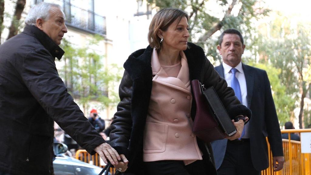 """""""A Espanya hi ha judicis polítics"""