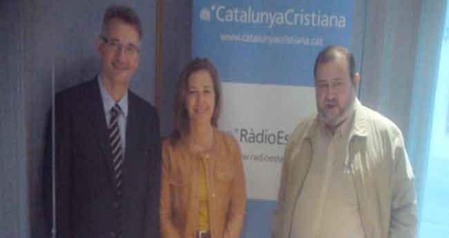 Carina Mejías (Ciutadans) i Joan Morell (CIU) lamenten la mala imatge dels desencontres sobre protocol