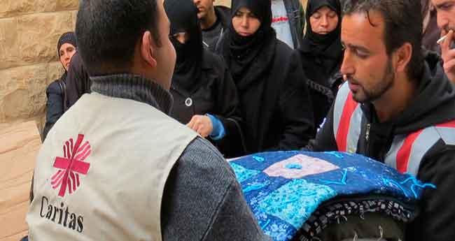 El Vaticà coordina la seva ajuda humanitària per a Síria