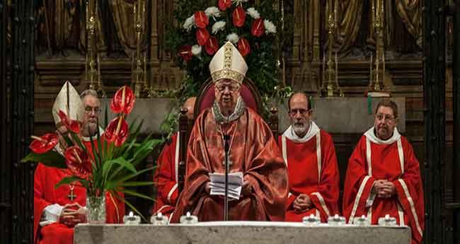 El bisbe Pardo demana ser testimonis joiosos de la fe
